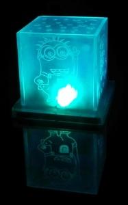 lampara para niños