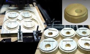 Mecanizado en 3d con CNC